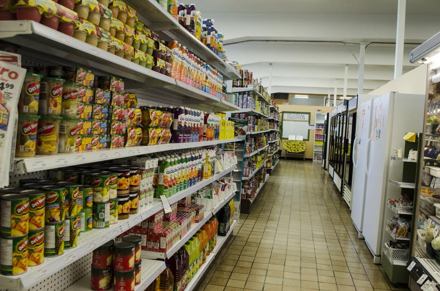 <p>Épicerie communautaire La Recette</p>