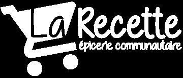 Logo Épicerie La Recette