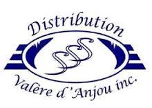 Logo Distribution 3S Valère d'anjou