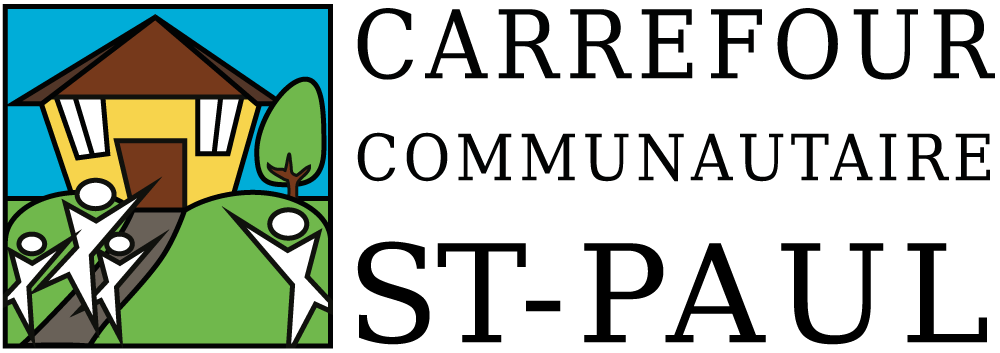 Logo Carrefour communautaire St-Paul