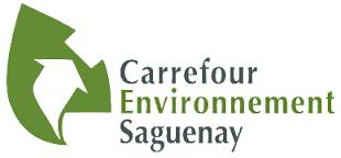 Logo Carrefour environnement Saguenay