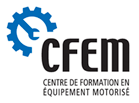 Logo Centre de formation en équipements motorisés