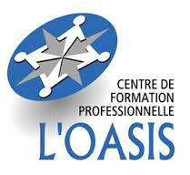Logo Centre de formation professionnelle Oasis