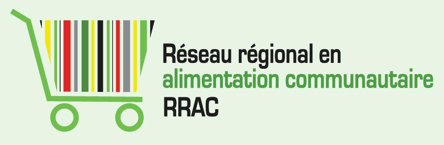Logo Réseau Régional en alimentation communautaire